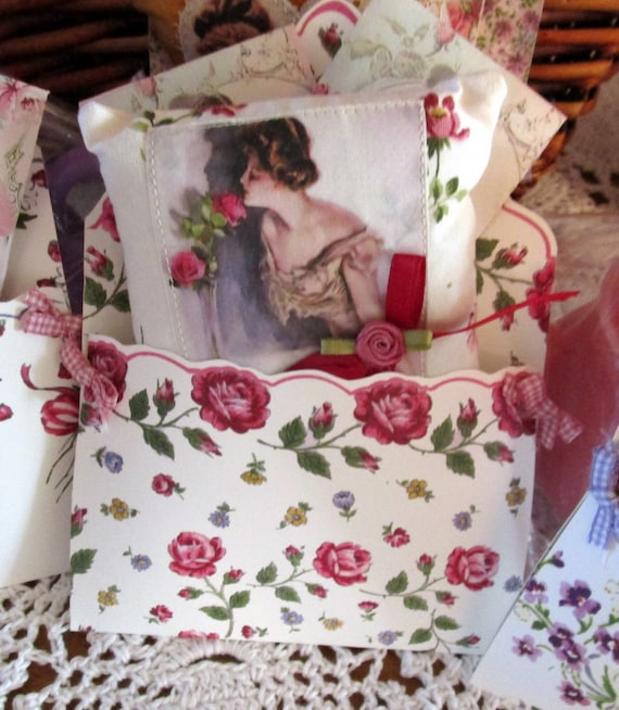 Sentiment Sachets for All Occasions