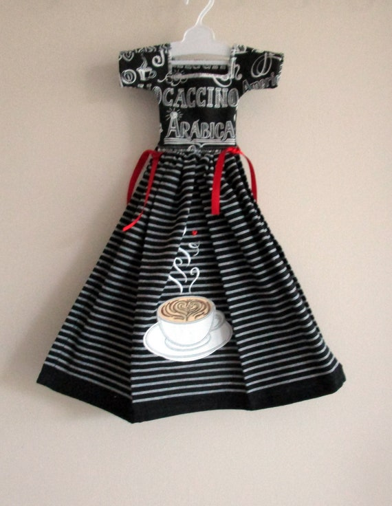 Coffee Time Oven Dress