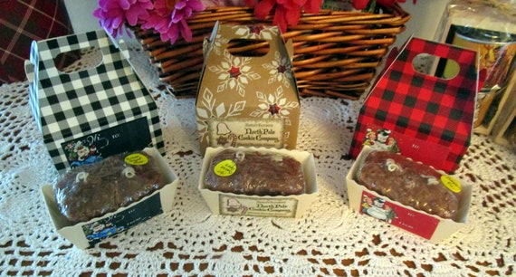 Holiday Mini Loaf Bread Gifts