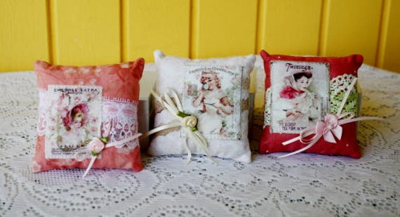Victorian Ladies Sachets