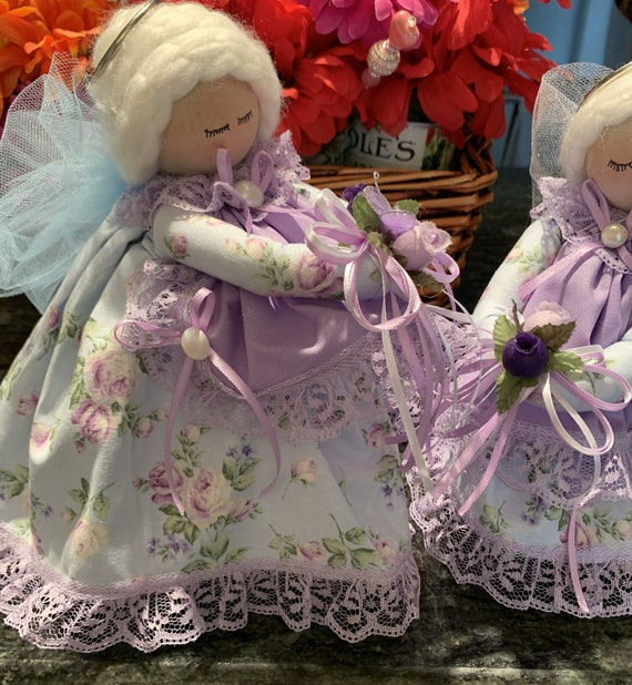 June Birthday Angel Doll