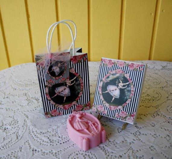 Ballerina Soap Gift
