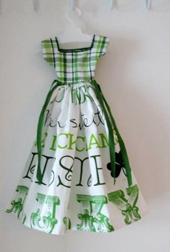 St. Patricks's Oven Dress