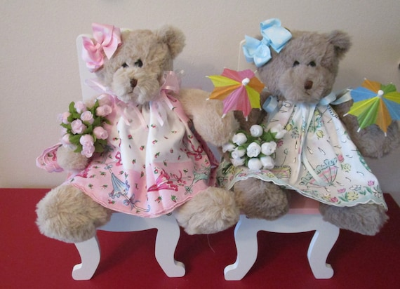 April Showers Keepsake Teddy Bears