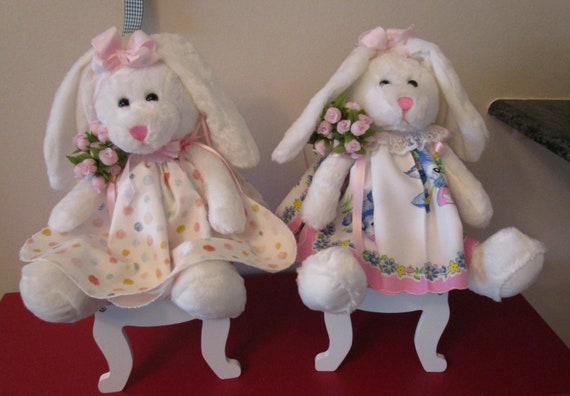 Easter  Keepsake Bunnies