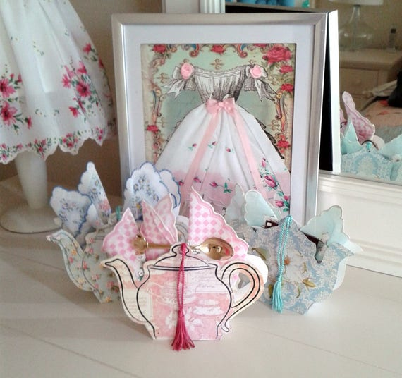 Tea Party Gift Set