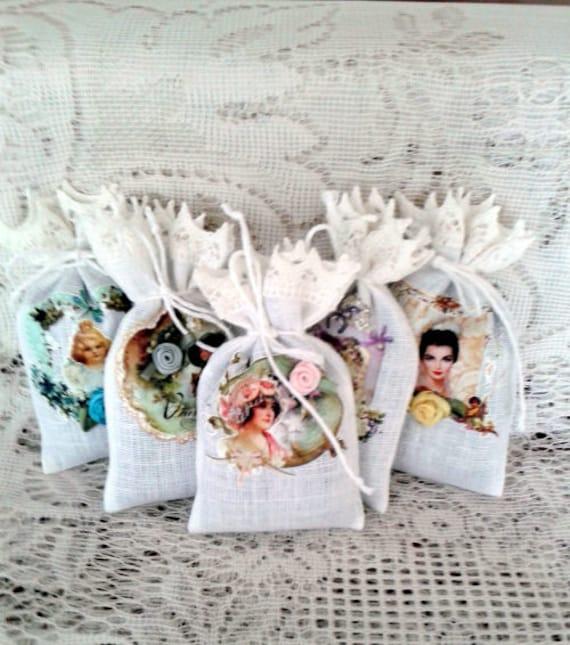 Mini Sachet Bags