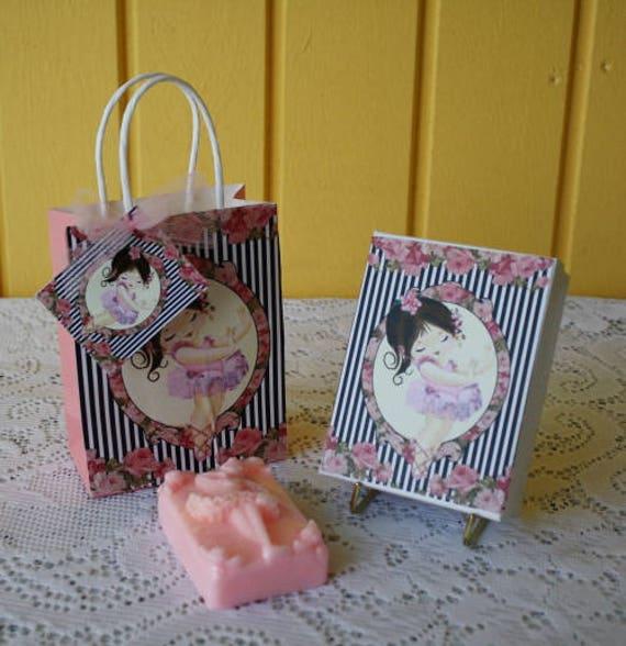 Little Ballerina Soap Gift