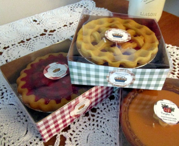 """In the Kitchen Candle Pies 5"""""""