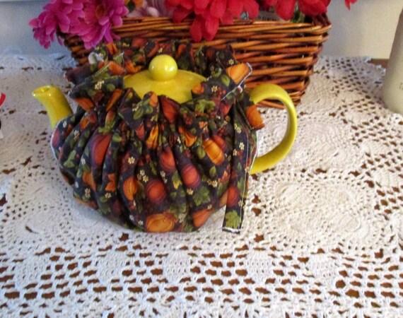 Autumn Tea Cozie 6 Cup