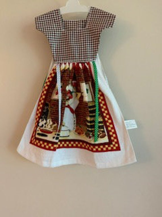 Terry Towel Oven Dresses