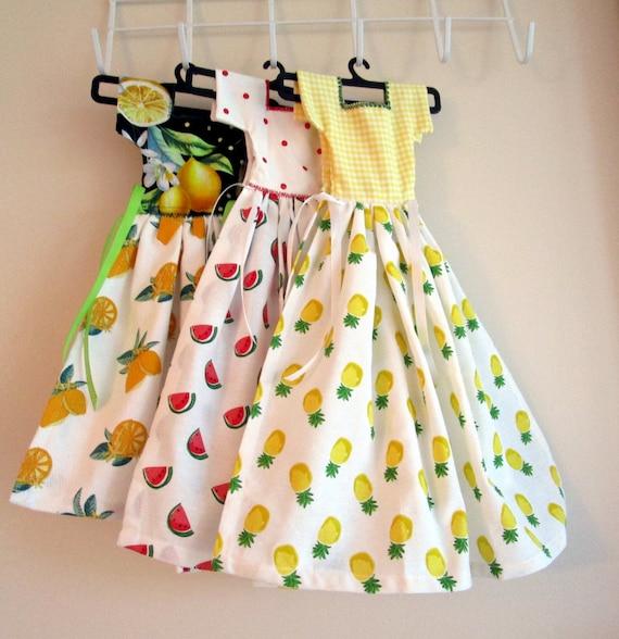 Fruit Oven Dresses