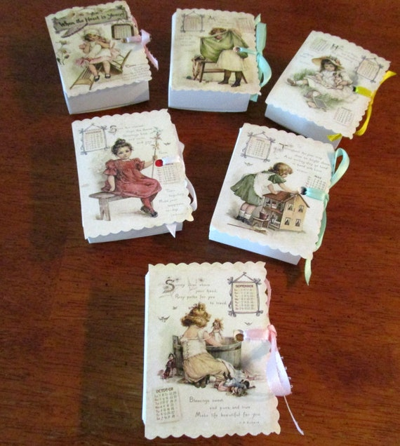 Antique Calendar   Storybooks