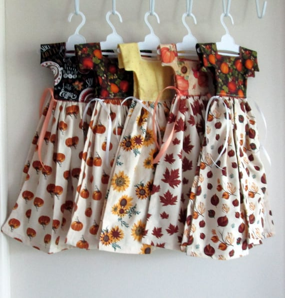Autumn Towel Oven Dresses