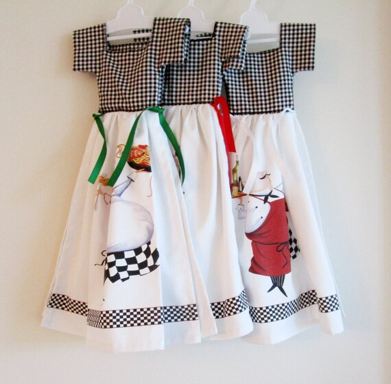 Chef Oven Dresses
