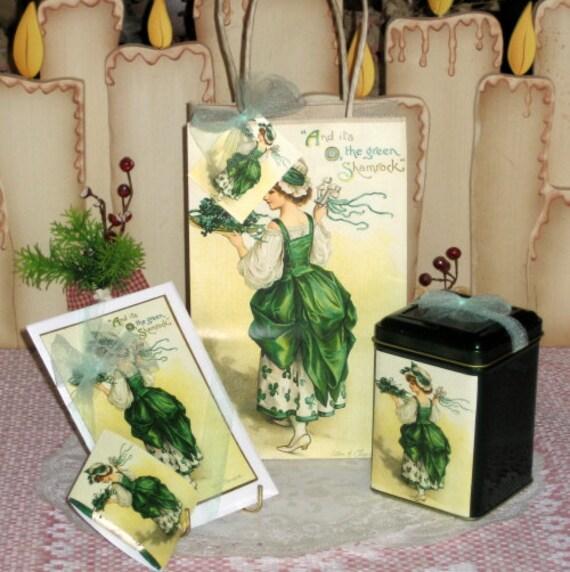 St. Patrick's Gift Set