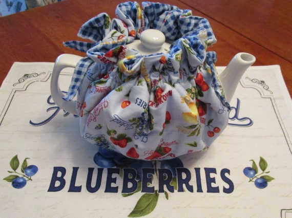 Reversible Tea Cozy