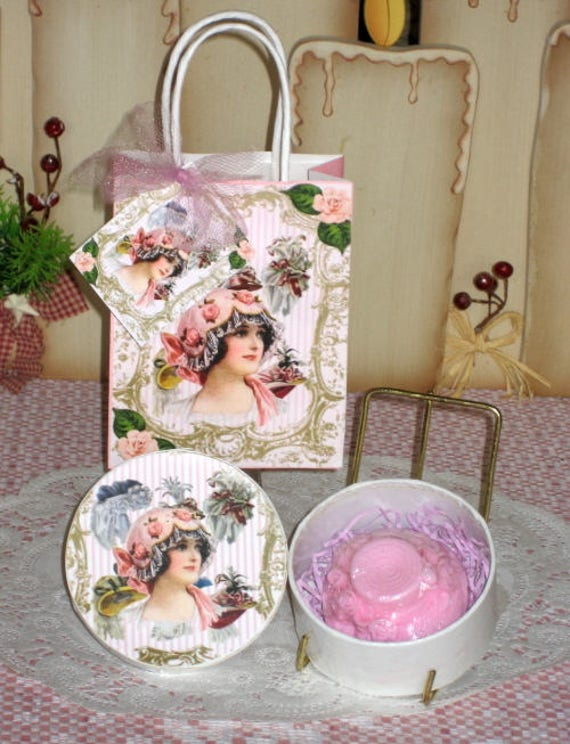Victorian Bonnets Gift Set