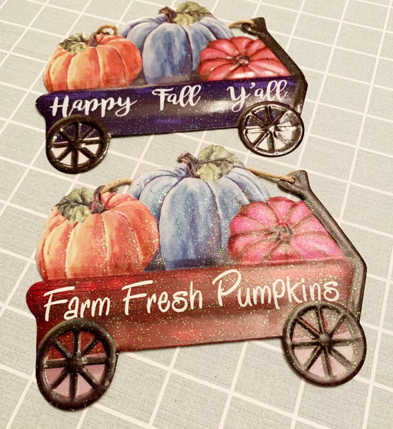 Happy Fall You All Deco Mesh Wreath
