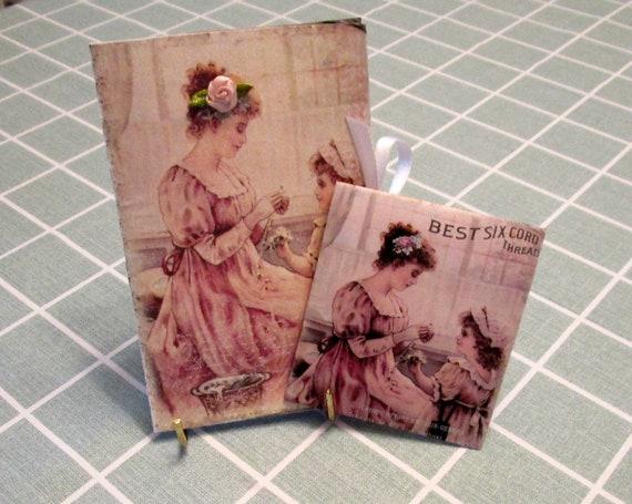 Folio Tea Cards Gift Set