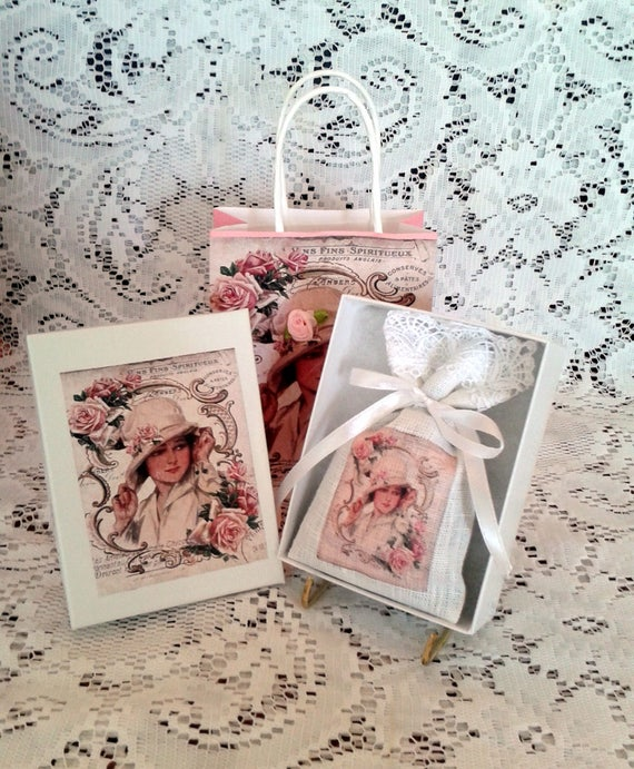 Lovely Lady Sachet Gift Set