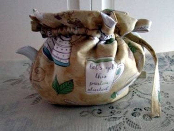 Tea Kettle Tea Cozy