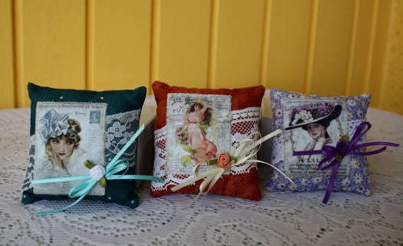 Lovely Ladies Sachets