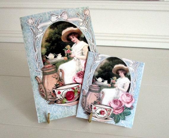 Tea Garden Folio Gift