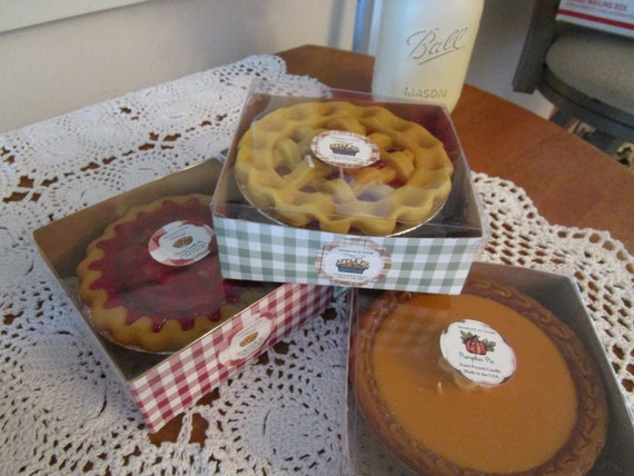 Candle Pies Gift Boxed