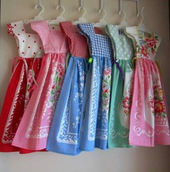 Vintage Collection Oven Dress