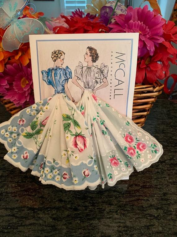 Fashion Lady Vintage Pattern McCall