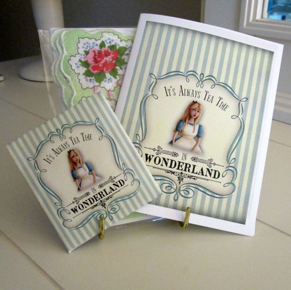 Alice in Wonderland Tea Gift Set