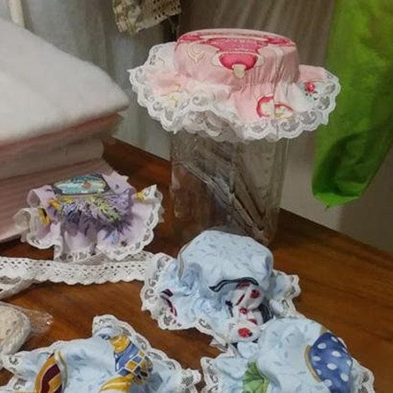 Mason Jar Bonnets