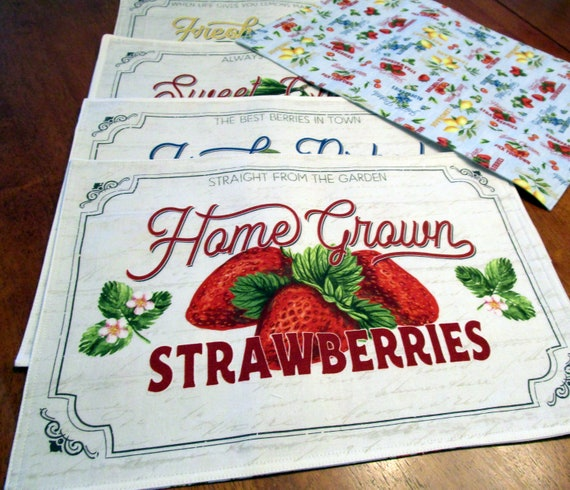 Pick Your Own Placemat Gift Set