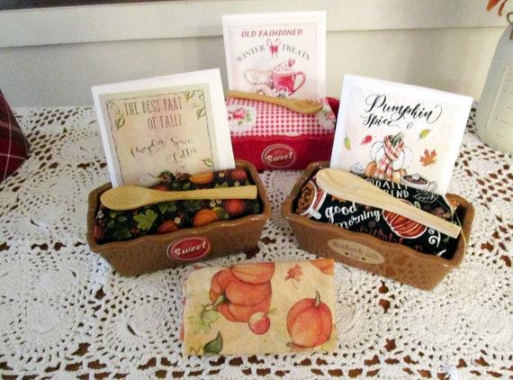 Hostess Gift Napkin Gift Set