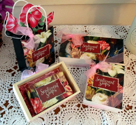 Sentiment Soap Gifts For All Occasions
