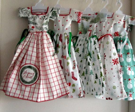 Christmas Oven Dresses
