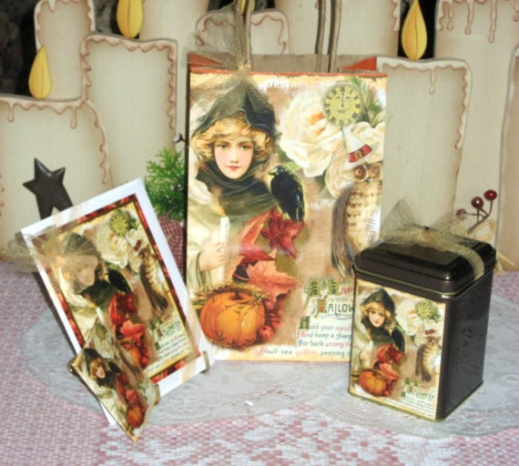 The Pretty Witch Gift Bag Set