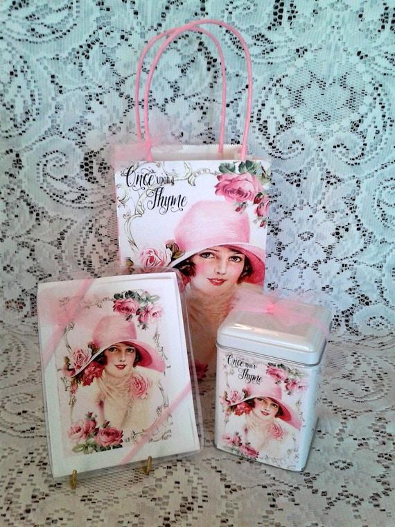 Lovely Ladies  Gift Bag Sets
