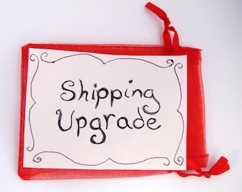 Special Shipping Upgrade for Any Rickson Jewellery Item