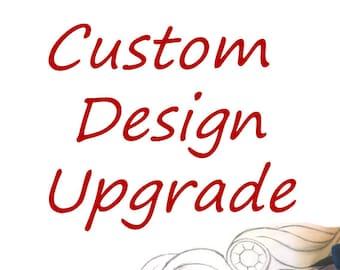 Custom Design Upgrade for Rickson Jewellery Pieces