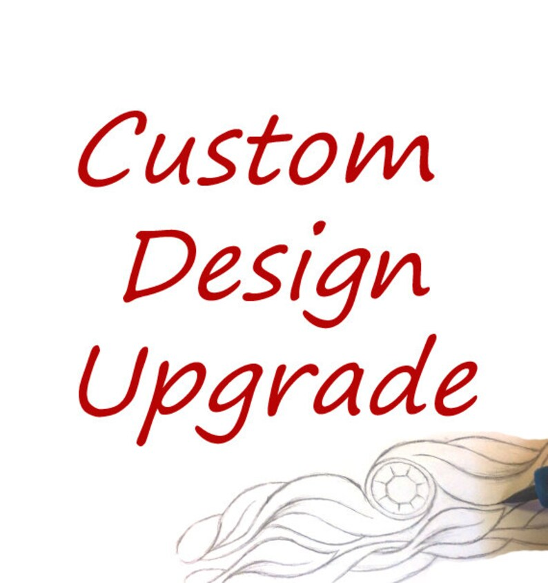 Custom Design Upgrade for Rickson Jewellery Pieces image 0