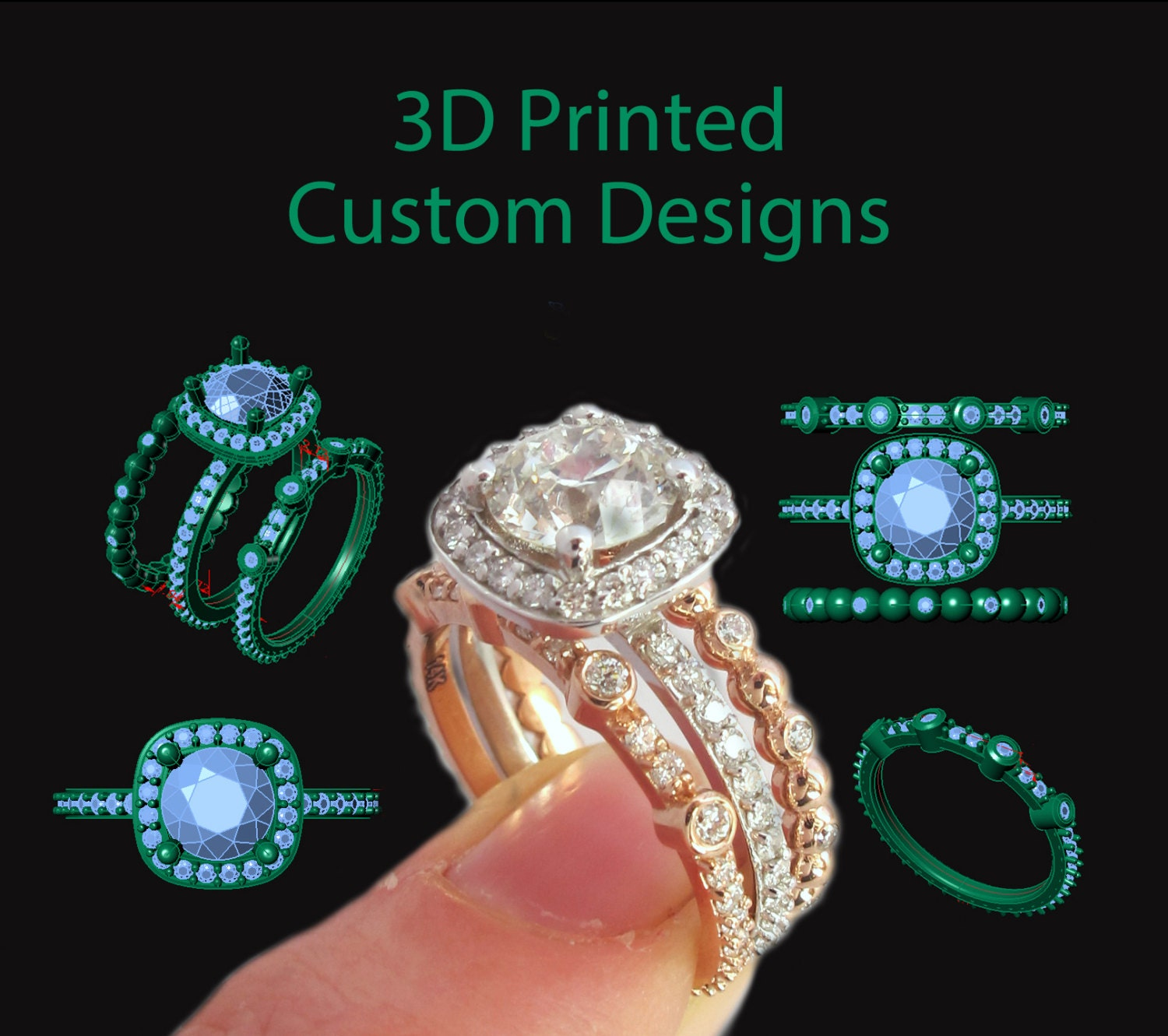 printed own diamond solitaire custom master il print cad fullxfull gold bnlk your rings listing wedding designs ring rickson engagement