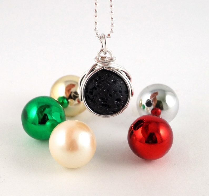 The POP in Interchangeable Nebula Necklace Marble Set  Ready image 0
