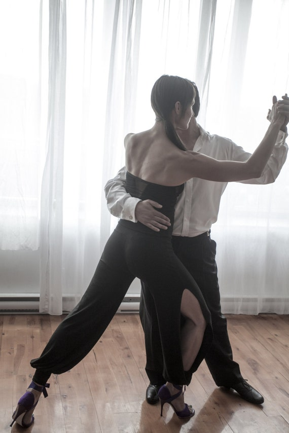Tango pants Argentina, sport chic, salsa, yoga.