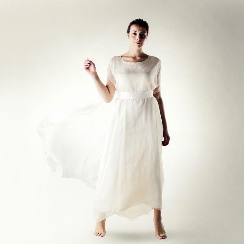 34d2df2673d Celtic Wedding dress Plus size wedding dress Pagan wedding