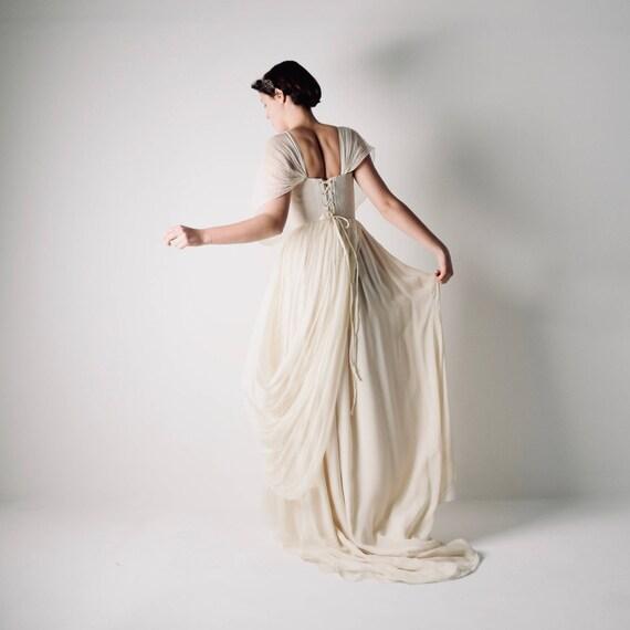 Boho Brautkleid böhmische Hochzeit Kleid Plus Size
