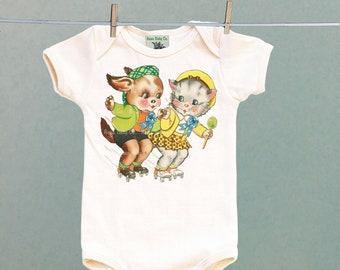 My Mummy has Awesome Tattoos Baby Vest Tattoo Rockabilly Punk Goth 0-18 months
