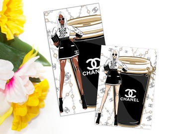 CHanel Style Dashboard | Choice of skin & size