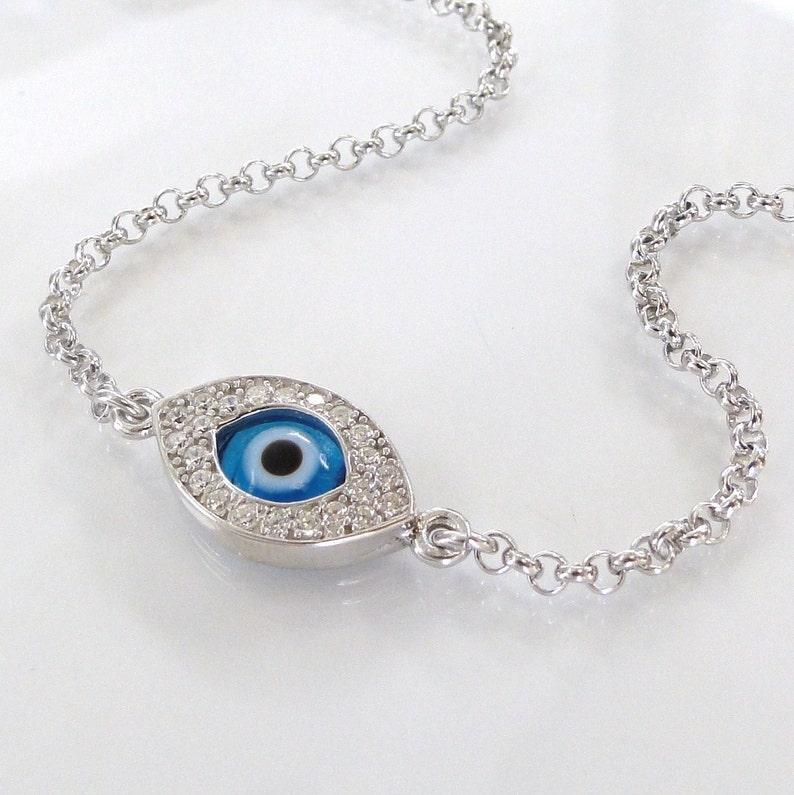 Image result for evil eye bracelet